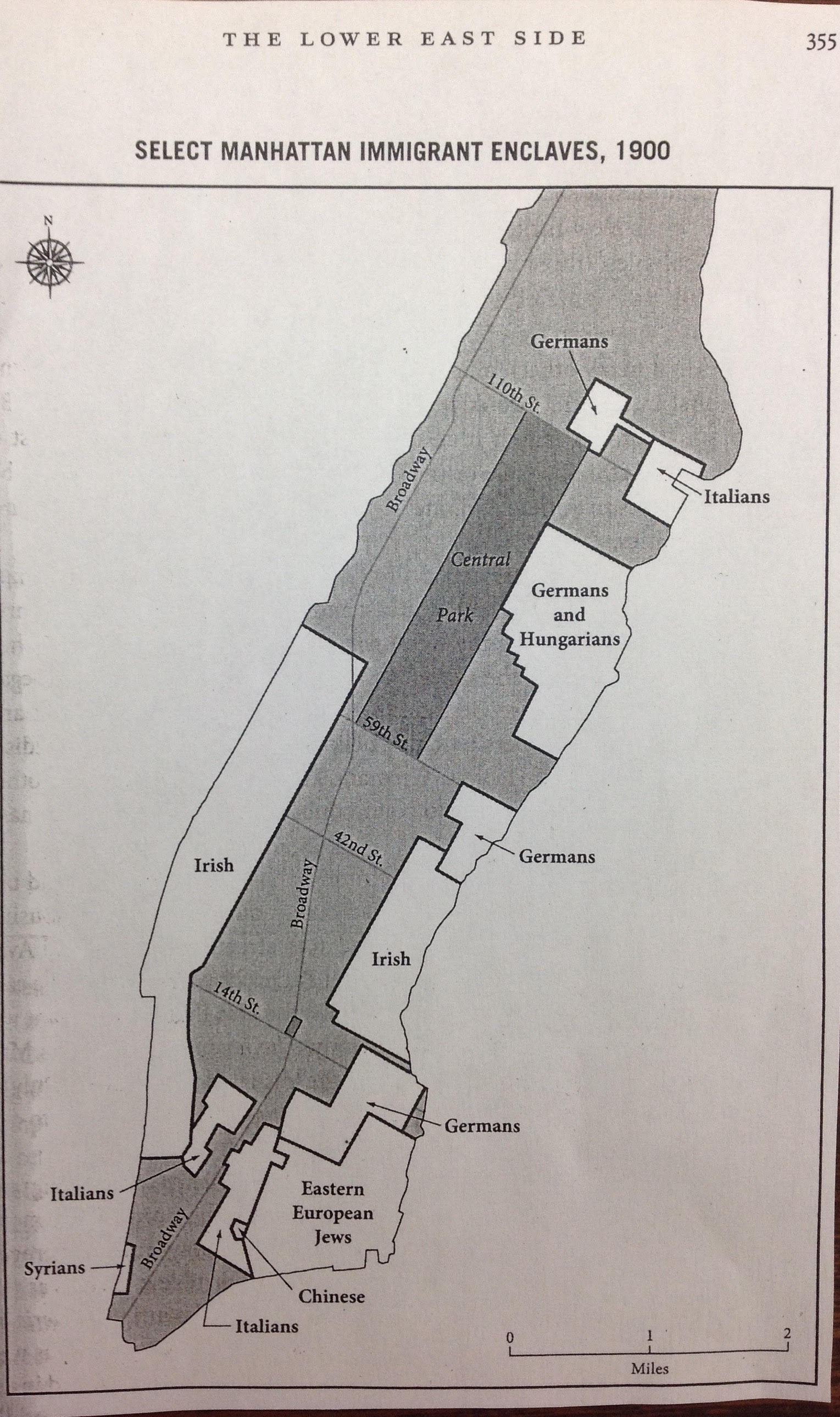Maps Of New York City Les Young Historians